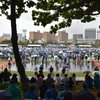 8.11辺野古新基地建設断念を求める県民大会