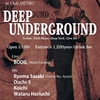 1.17 (Thu.) Deep Underground at Metro Kyoto