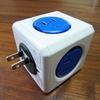 【おしゃれな電源タップが日本上陸!】Power Cubeを使ってみた!