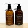 ALLNA ORGANICシャンプー&トリートメントは美容室専売品クオリティで髪さらさら+しっかり補修