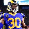 【NFL TOP100】5位 RBトッド・ガーリー(ラムズ)