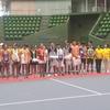 ITF兵庫国際ジュニアトーナメントダブルス決勝結果。