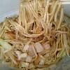 ★★★☆☆ オダサガ唯一、「自家製平打ち麺」の焼きそば