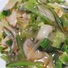 7月23日(金)昼食の皿うどんと、オリンピック開会式。