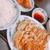 【グルメ】パワーつけるぞー!日高屋で餃子食べまくり!