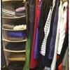 季節の変わり目恒例、服の数カウント。