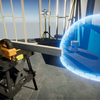 【Unity】ForceShield シェーダを使用できる「Force Shield」紹介
