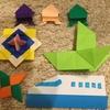 幼稚園行事に参加して次男対策に折り紙持参。2歳に受けたのは?