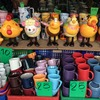 家族旅行の買い物、父親の立場はこんなものです ウイークエンドマーケット