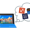 Surface Pro 4 で電子書籍