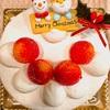 息子、11歳にして初めてのクリスマスケーキ