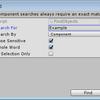 【Unity】指定したコンポーネントがアタッチされたプレハブを検索できるエディタ拡張「FindObjects」紹介