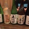 送別会をブロックM 鳥一 で。 日本酒祭りで盛大に。