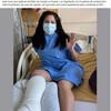 【CMLL】ダークエンジェルが足を骨折