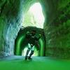 清和県民の森キャンプ場を拠点にして千葉の面白スポットを巡ってきたよ 3 2段トンネル&川廻し編