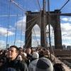 こんなに混んでるブルックリン橋見たことあります?