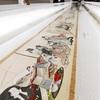 葛飾北斎、6mの巨大肉筆画も…美術館で内覧会