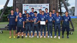 クリケット選手・木村昇吾 日本代表でエンバシーカップ優勝に貢献