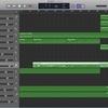 GarageBand for Mac:トラックの名前を全てのリージョンに一括適用するテクニック