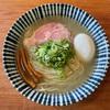 【レシピ】正統派!塩鶏そばの作り方【実食】