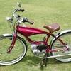 今の目標は装具なしの歩行です!その先は愛車のモペットバイクに乗ることですね!