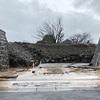 【熊本城のいま】石垣の隙間埋める目地しっくい
