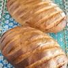 メープルシロップ入りのパン