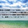 【解説】「那須川包囲網」とは??起源のBLADE-55kg Tには村越優汰や内藤大樹なども参戦していた?全試合KOで衝撃の結末や組み合わせ、結果についてまとめてみた!