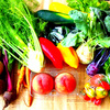 加工食品だけではなく生の食材も摂ることは、アンチエイジングと慢性炎症予防のために必要。