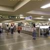 梅田スカイビル迄のアクセス行き方道順/阪急茶屋町口改札口から