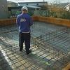 倉敷市五日市の家 検査機関JIOによる配筋検査