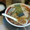 高円寺【麺屋 まる正】醤油ラーメン ¥600+半ライス ¥50