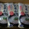 【業務スーパー】宮城製粉 玄米がゆ300g(3パック入/税込212円)