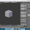 【Blender2.78】ピボットポイントの移動について