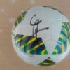 過去の当選品シリーズ162 朝日新聞様から、香川真司選手のサイン入りサッカーボール
