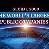 フォーブスが2018年版世界トップ2千社を発表