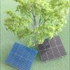 太陽電池の模型