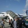 ウラジオストク空港とオーロラ航空 弾丸ウラジオストク⑤