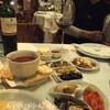 ●イパネマの夜①「Osteria Dell Angolo」の前菜セット