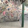 T-WALL江戸川橋でボル初めは、テープ課題塗りつぶシートで。