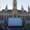 ウィーン市庁舎前広場の音楽映画フェスティバルで現地の空気を楽しむ
