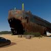 Forza Horizon 3 シルバーサンズの難破船