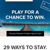 【SPG】マリオット クイズキャンペーン「29 WAYS TO STAY」29日間でポイントゲットの方法