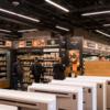 Amazon Go の内部・未来の店舗