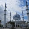 クアラルンプールのブルーモスク、その迫力と無料案内が嬉しい!