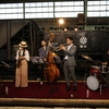 昼はSL車内でランチ、夜はSLパレオエクスプレスをバックにJazzコンサートを堪能。秩父鉄道が10月14日限定イベントを開催