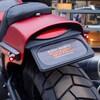 パーツ:Paul Yafee's Bagger Nation「M8 Fat Bob Light and License Kit」