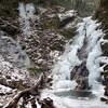紅葉谷氷瀑2018再再訪は最強氷瀑でした(その2)蟇滝