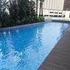 【シンガポール】海外駐在すればプール付きコンドミニアムに住めるぞ!【若手頑張れ!】