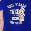 しまむら ディズニーTシャツ チップとデール Part 2
